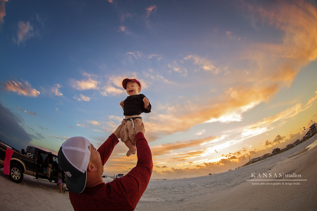 April  Grayton Beach Sunset